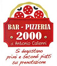 Bar Pizzeria 2000